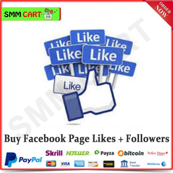 Buy Facebook Page Likes Followers